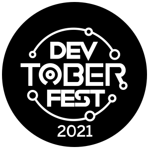 Devtoberfest 2021 Participant widget icon